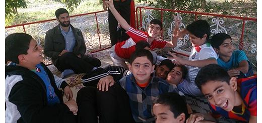 اردوی ویژه نوروز کودکان و نوجوانان 28 اسفند 93