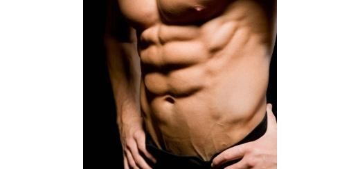 برای مشخص شدن عضلات شکم به چه میزان درصد چربی بدن نیاز دارد؟