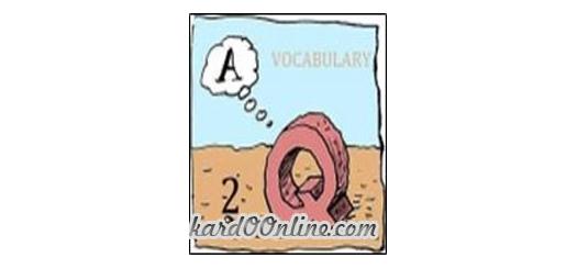 پرسش و پاسخ برای یادگیری لغات Vocabulary Questions and Answers Vol