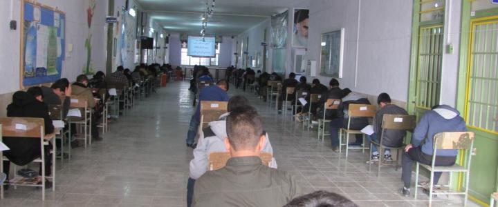 برگزاری ماراتن آیه های تمدن در لارستان