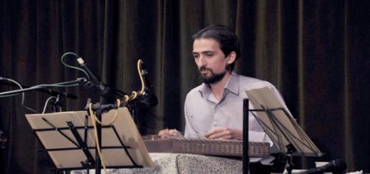 محمد حسین مجد | مدرس سنتور و آواز | آموزشگاه موسیقی فریدونی