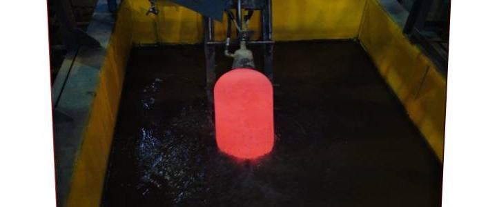 عملیات حرارتی فولاد ها