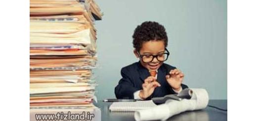 کدام بچه ها صاحب شغل می شوند؟