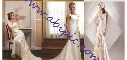 دانلود بیش از ۳۰۰ طرح مختلف لباس عروس