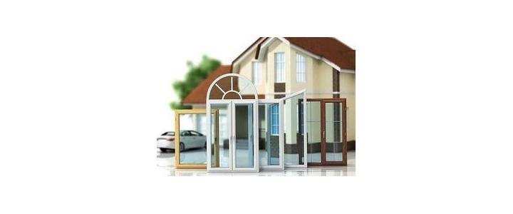 انواع درب و پنجره سه جداره