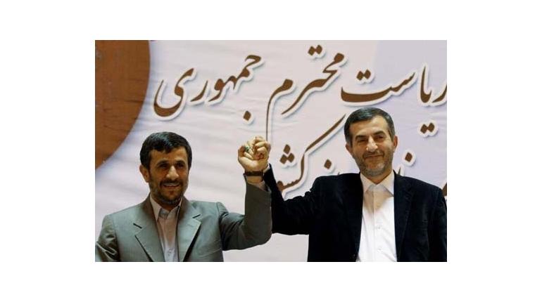 واکنش احمدینژاد به عدم احراز صلاحیت مشایی