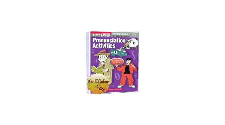تمرین و تقویت تلفظ انگلیسی با TimeSaver Pronunciation Activities
