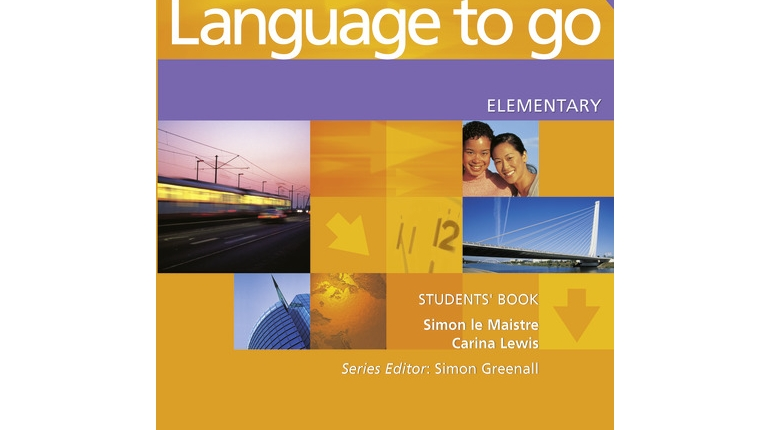 دانلود کتاب Language to Go Elementary