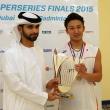 دانلود فیلم مسابقات نهایی سوپرسری جهان دبی 2015  روز پنجم - یک نفره آقایان
