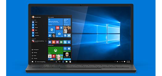 ویندوز 10 نسخه نهایی ناشر شرکت توسعه الکترونیک گردو
