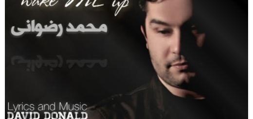 دانلود آهنگ جدید محمد رضوان بنام بیدارم کن
