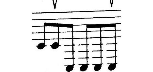 پایه چهارمضراب ترکیبی ۵ راست چپ راست .راست راست چپ . نیما فریدونی