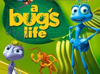 دانلود رایگان انیمیشن جدید زندگی یک حشره با دوبله فارسی