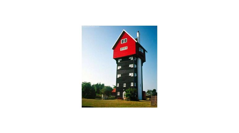عجیب ترین خانه های دنیا
