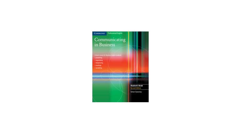 آموزش زبان انگلیسی تجاری Communicating in Business