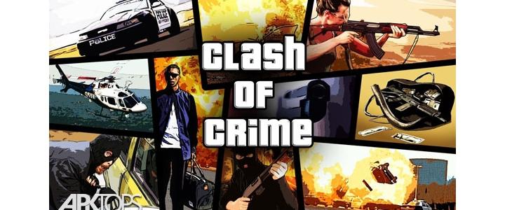 بازی مهیج و بسیار زیبای Clash of Crime Mad San Andreas