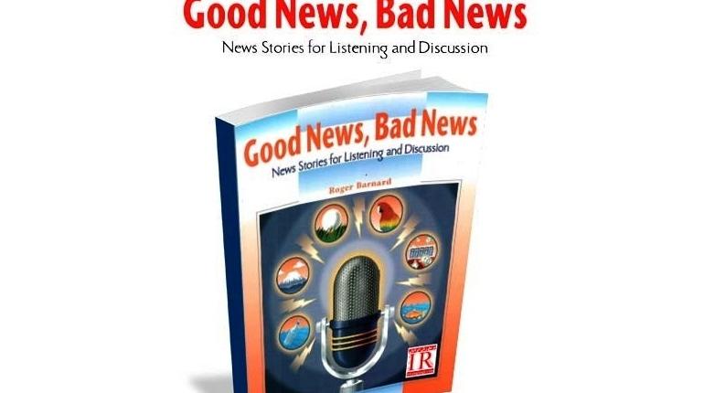 دانلود کتاب تقویت مهارت شنیداری Good News, Bad News