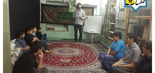 تشویق اعضای فعال جلسات ۲۲ مهر ۹۴