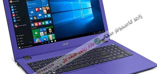 لپ تاپ 15 اینچی ایسر مدل Aspire E5-573