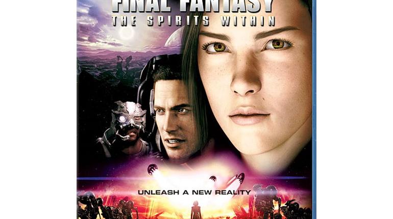 دانلود دوبله فارسی انیمیشن Final Fantasy: The Spirits Within