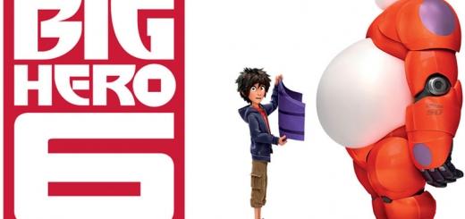 مجموعه موسیقی متن انیمیشن شش قهرمان بزرگ - Big Hero 6 Soundtrack