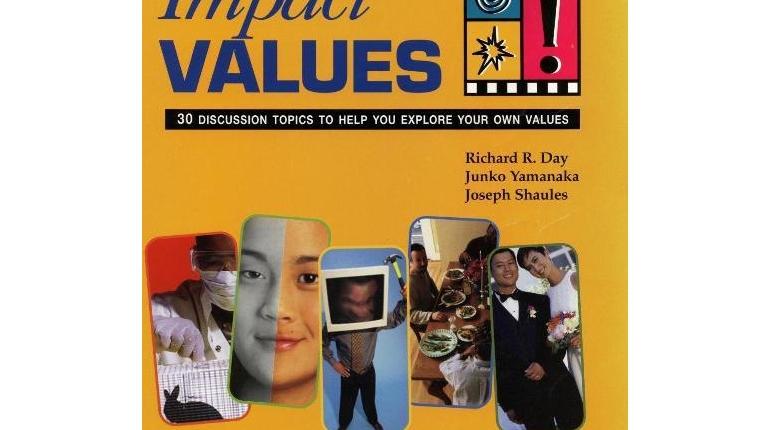 بیان عقاید به زبان انگلیسی با کتاب Impact Values! -کتاب و فایل های صوتی