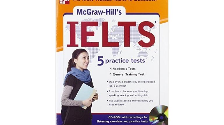 کتاب آزمون آیلتس IELTS McGraw Hill