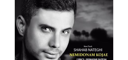دانلود آهنگ جدید شهاب ناطقی بنام نمی دونم کجایی