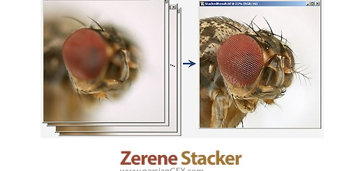 دانلود Zerene Stacker Pro v1.04.T201706041920 x86/x64 - نرم افزار افزایش وضوح عکس