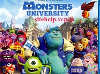 دانلود دوبله فارسی انیمیشن Monsters University 2013