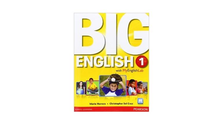 مجموعه آموزش انگلیسی Big English سطح 1