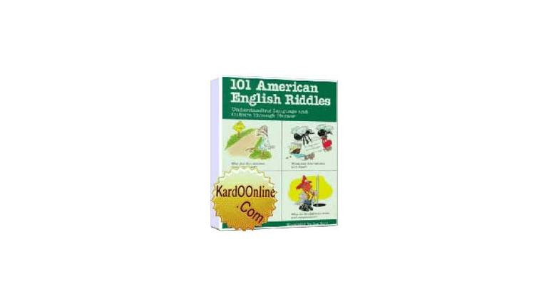 101 چیستان آمریکایی با American English Riddles