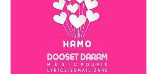 دانلود آلبوم جدید و فوق العاده زیبای آهنگ تکی از حامو