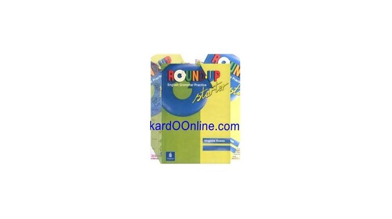 آموزش گرامر انگلیسی با New Round Up Starter CD ROM