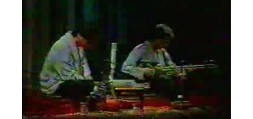 کنسرت تصویری بزرگداشت حافظ – شجریان با تار نوازی پیرنیاکان