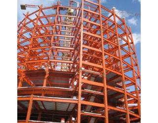 پاورپوینت نظارت و اجرای ساختمان های اسکلت فلزی