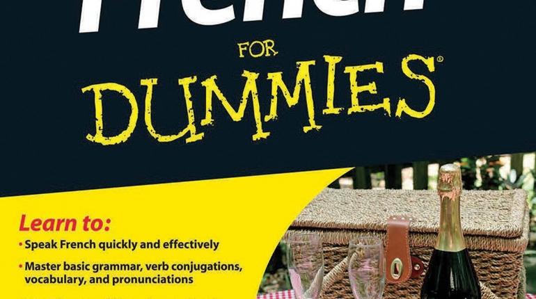 دانلود کتاب آموزش فرانسه به روش ساده French for Dummies