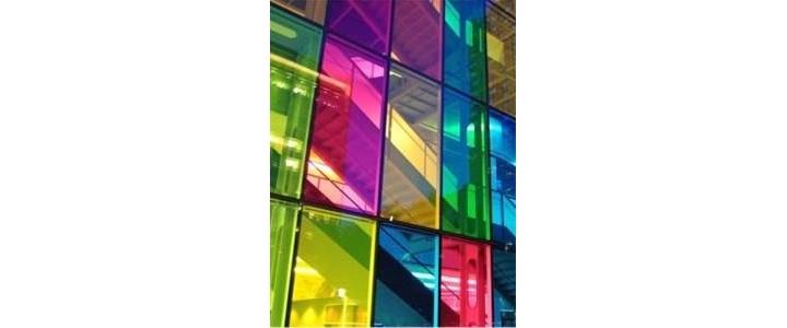 شرکت تولیدکننده در و پنجره دو سه جداره رنگی