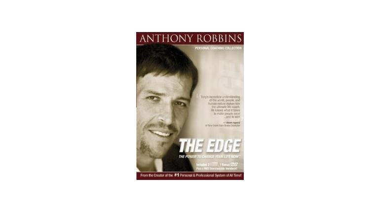 کتاب انگلیسی Get The Edge انتونی رابینز