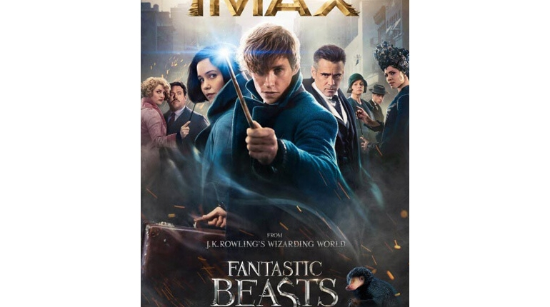 دانلود فیلم Fantastic Beasts 2016