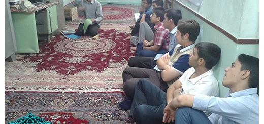 پخش کلیپ در مورد امام زمان(عج) 28 خرداد 94