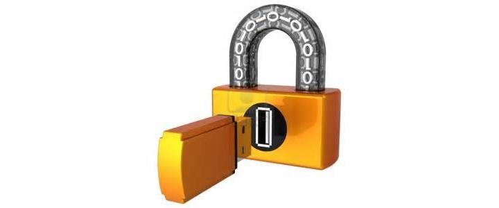 پروژه طراحی قفل سخت افزاری برای پورت سریال و USB