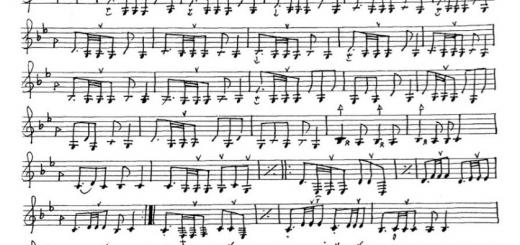 نت رنگ نوا دو و فا . اجرا شده در سی دی کنسرت نوا . حسین علیزاده . آوانگار نیما فریدونی