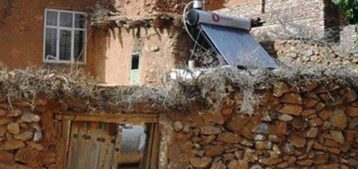 آبگرمکن های خورشیدی در منازل روستاییان جنگل نشین لردگان نصب شد