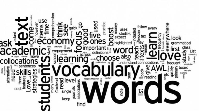 لغات زبان انگلیسی رمزگذاری شده