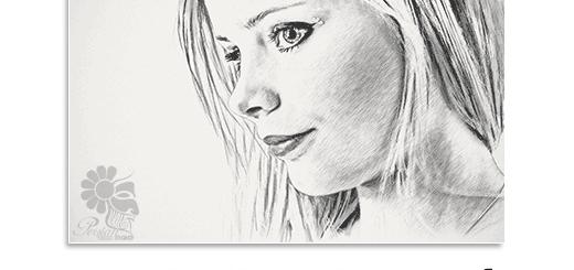 دانلود آموزش نقاشی پرتره دیجیتال در فتوشاپ