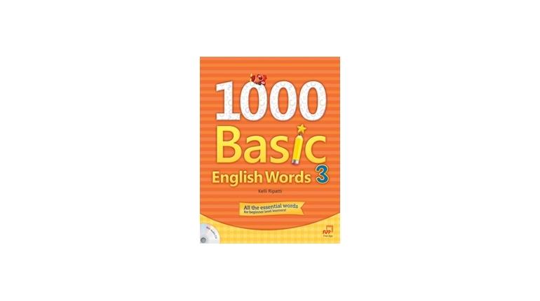 دانلود کتاب 1000 Basic English Words Complete