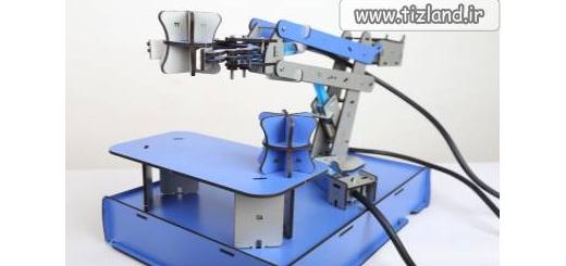 ربات بازوی هیدرولیک