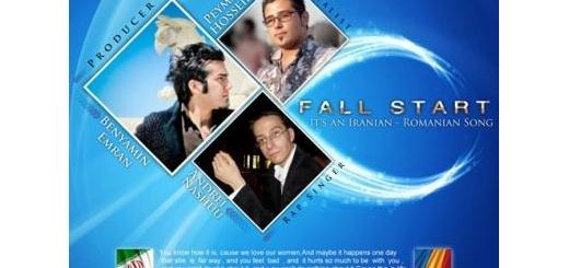 دانلود آهنگ جدید پیمان حسینی به همراه Andrei Nashuu با نام Fall Sta