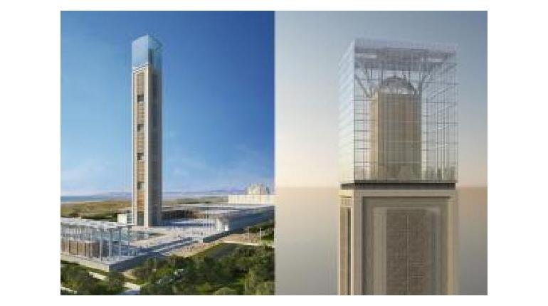 «مسجد اعظم الجزایر» تا پایان سال ۲۰۱۹ آماده میشود